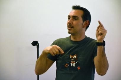 Gabriel Rodríguez, físico