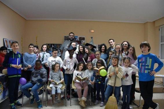 La gran familia de ASPAS Cuenca y Acuaprende