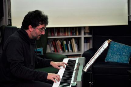 Juan José Pastor, chef músico y musicólogo